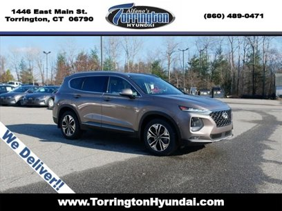 New 2020 Hyundai Santa Fe AWD Limited - 543801807