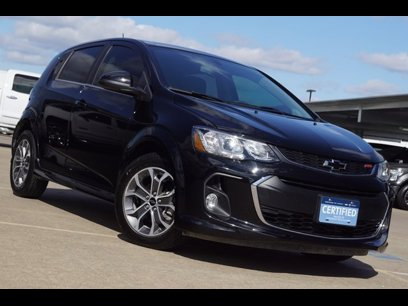Certified 2018 Chevrolet Sonic LT Hatchback - 545650497