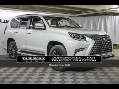 New 2020 Lexus GX 460 Premium - 532921364