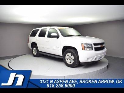 Used 2013 Chevrolet Tahoe 2WD LT - 548011606