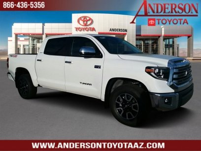 New 2020 Toyota Tundra 4x4 CrewMax Limited - 527975896