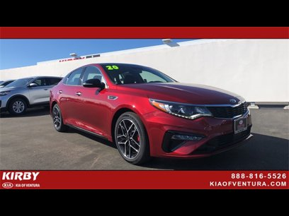 New 2020 Kia Optima SX - 542036757