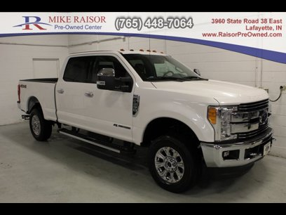 Used 2017 Ford F250 Lariat - 536319145