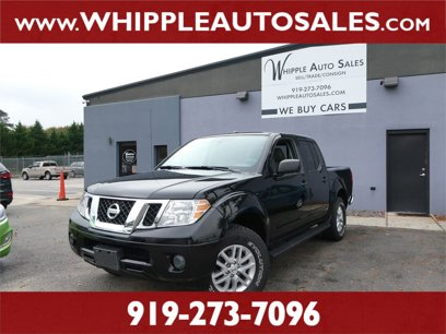 Used 2014 Nissan Frontier 4x4 Crew Cab SV - 568218421