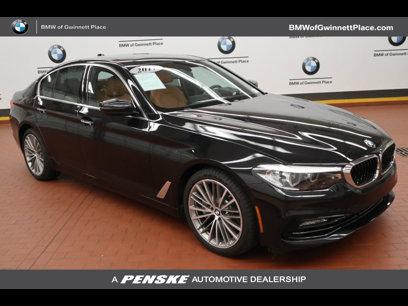 Used 2017 BMW 540i xDrive - 544105204
