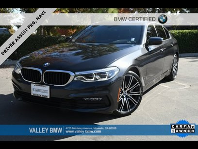 Certified 2017 BMW 540i - 533348972