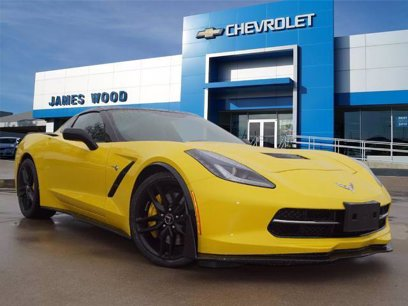 Used 2014 Chevrolet Corvette Stingray Coupe - 565149840