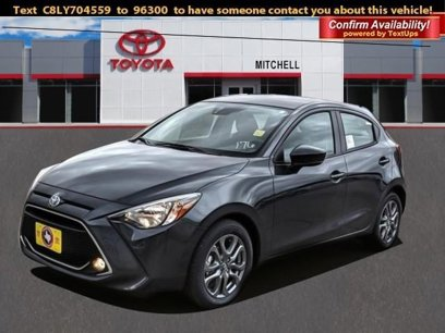 New 2020 Toyota Yaris Hatchback - 532250805