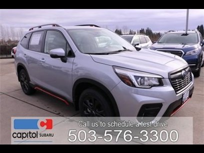New 2020 Subaru Forester Sport - 539925298