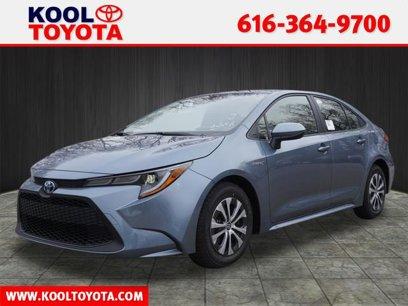 New 2020 Toyota Corolla LE Hybrid Sedan - 542727335