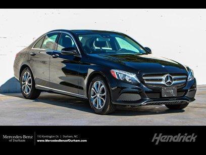Certified 2017 Mercedes-Benz C 300 4MATIC Sedan - 564450959