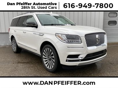 Certified 2018 Lincoln Navigator 4WD Reserve - 544146305