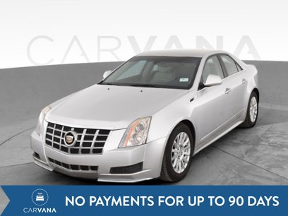 Used 2013 Cadillac CTS Luxury Sedan - 549293868