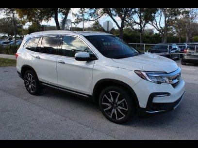 New 2020 Honda Pilot 4WD Elite - 533027065