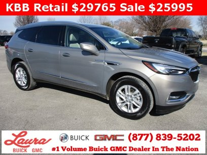 Certified 2018 Buick Enclave FWD Essence - 545294780