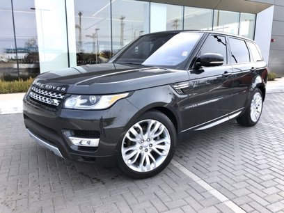 Certified 2016 Land Rover Range Rover Sport HSE - 546954926