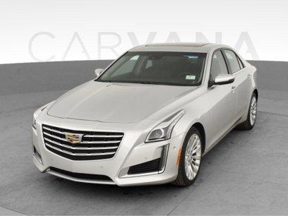 Used 2017 Cadillac CTS Premium Luxury AWD - 541562306