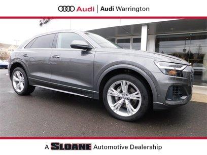 Certified 2019 Audi Q8 Premium Plus - 542387034