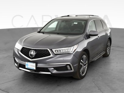 Used 2018 Acura MDX SH-AWD w/ Advance Package - 548583389