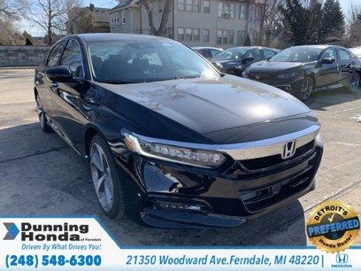 New 2020 Honda Accord 2.0T Touring - 544085773