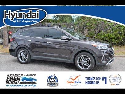 Certified 2018 Hyundai Santa Fe SE w/ Ultimate Package - 547928992