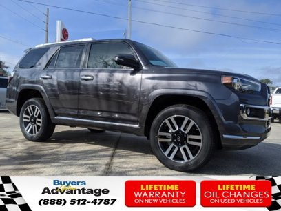 New 2020 Toyota 4Runner Limited - 539824978