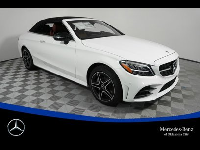 New 2020 Mercedes-Benz C 300 4MATIC Cabriolet - 526327894