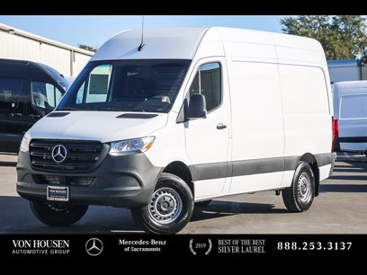 "New 2020 Mercedes-Benz Sprinter 1500 144"" Cargo - 568817990"