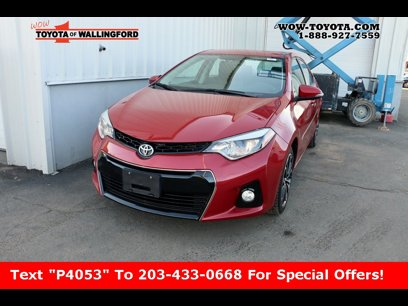 Certified 2018 Toyota Corolla For Sale In Bolton Ct Autotrader