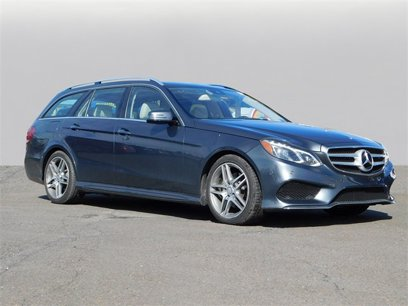 Used 2016 Mercedes-Benz E 350 4MATIC Wagon - 546344690