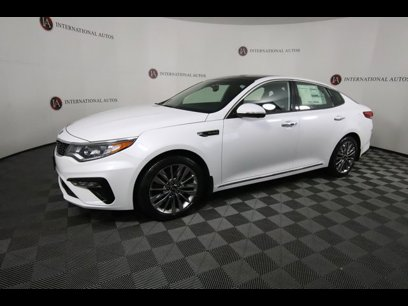 New 2019 Kia Optima SX - 502595532