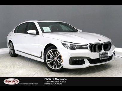 Certified 2018 BMW 740e xDrive - 546424414