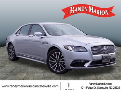 Used 2017 Lincoln Continental Select - 534962220