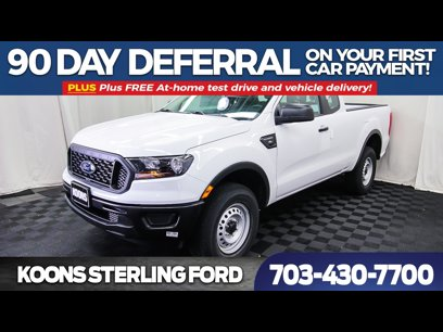 New 2020 Ford Ranger 2WD SuperCab - 543464938