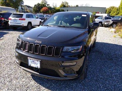 New 2020 Jeep Grand Cherokee 4WD Overland - 531205353