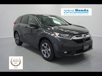 New 2019 Honda CR-V FWD EX-L - 526457249