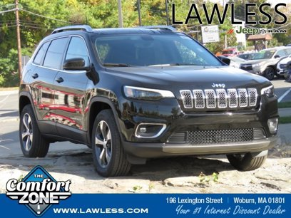 New 2020 Jeep Cherokee 4WD Limited - 532118971
