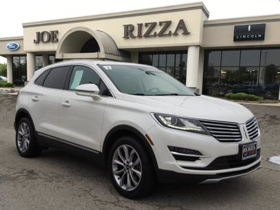 Certified 2017 Lincoln MKC AWD Select - 540646235