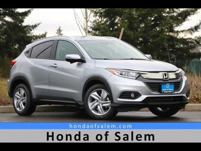 New 2020 Honda HR-V AWD EX-L - 535921084