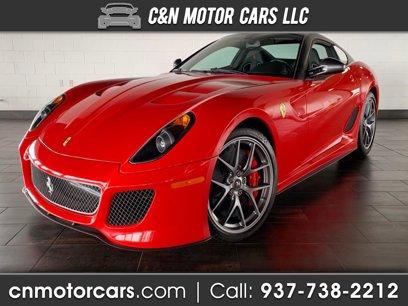 2011 Ferrari 599 Gto For Sale Autotrader