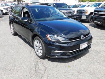 Ourisman VW Rockville >> New 2019 Volkswagen Golf Se For Sale In Rockville Md 20852