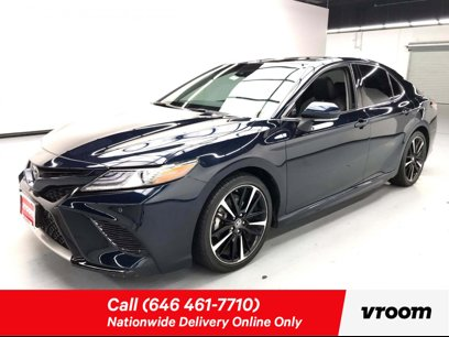Used 2018 Toyota Camry XSE - 542622924
