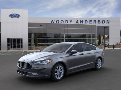 New 2020 Ford Fusion SE - 543589876