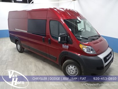 """New 2020 RAM ProMaster 3500 159"""" High Roof Extended - 534884001"""
