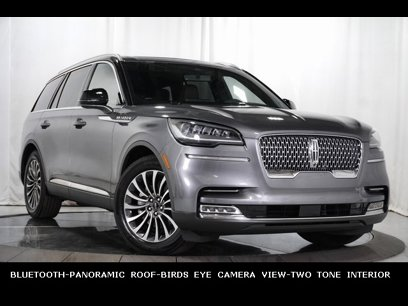 Used 2021 Lincoln Aviator Reserve - 603430704