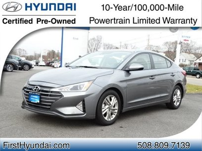 Hyundai Certified Pre-Owned >> Certified Hyundai Cars For Sale Autotrader