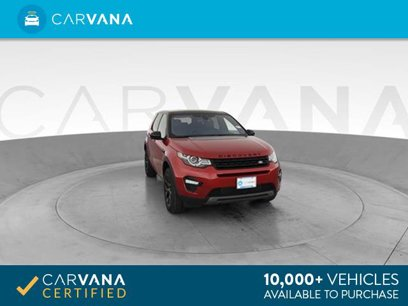 Used 2017 Land Rover Discovery Sport HSE - 545332051