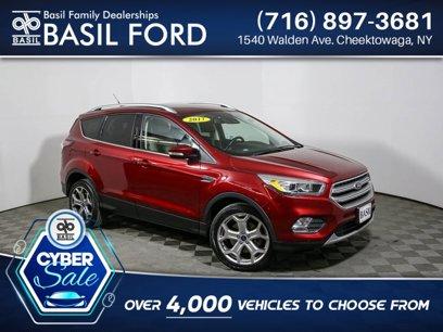 Used 2017 Ford Escape 4WD Titanium - 565130461