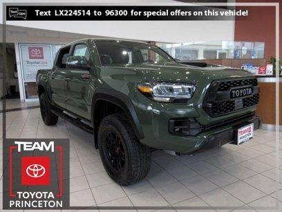 New 2020 Toyota Tacoma TRD Pro - 542609302