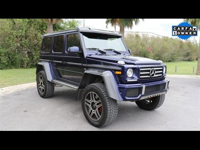 Used 2018 Mercedes-Benz G 550 Squared - 522744816